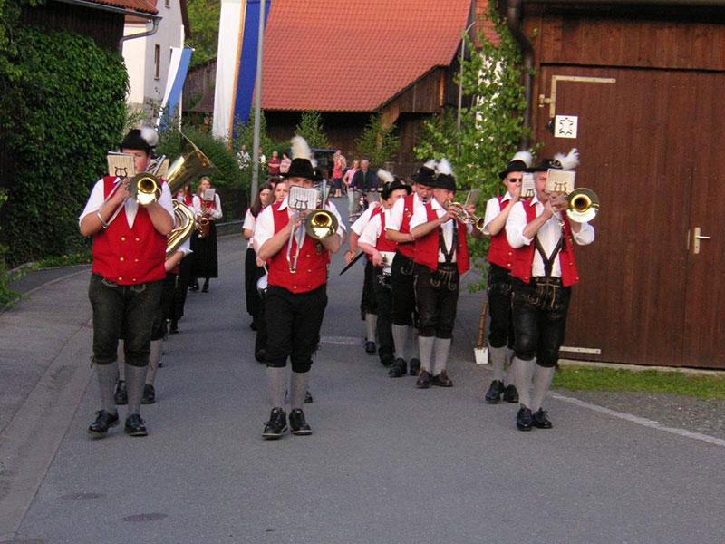 Musikkapelle Zeyern
