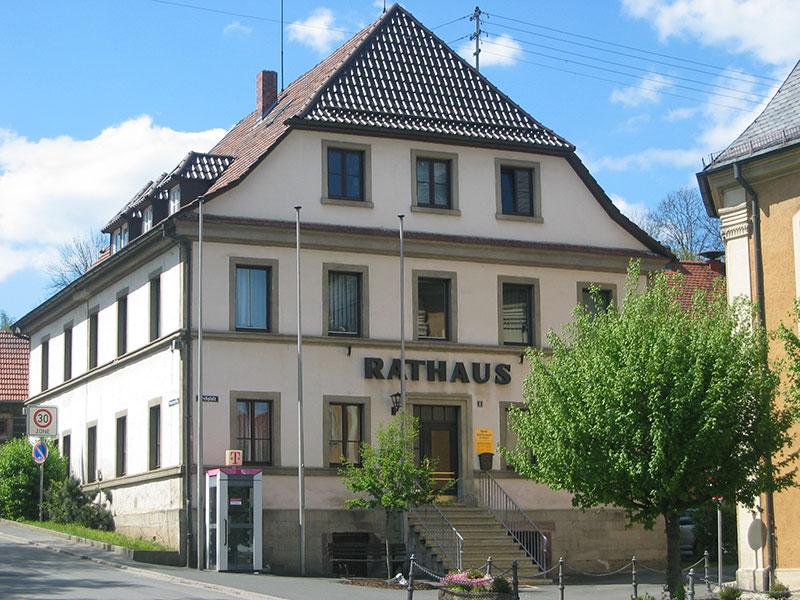 Rathaus Marktrodach