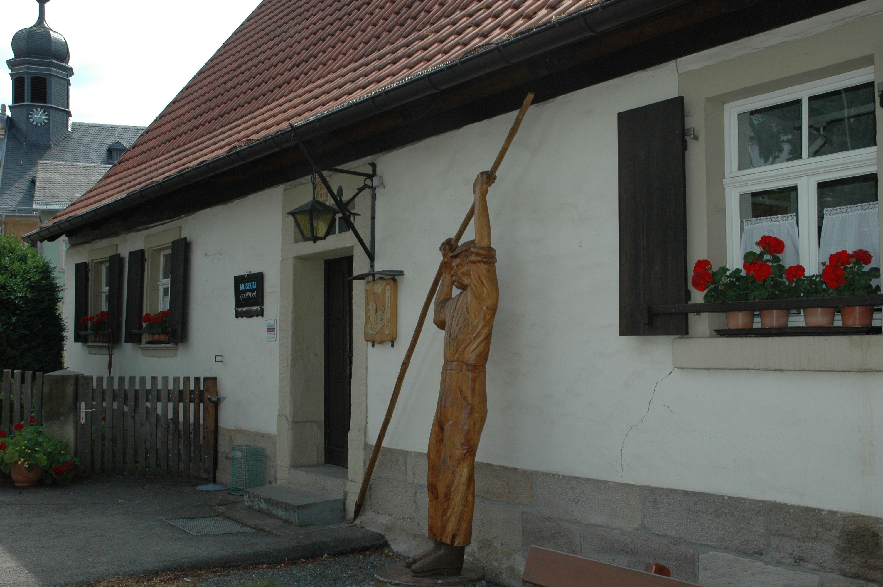 Flößermuseum Unterrodach